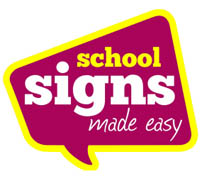 School Signs Made Easy
