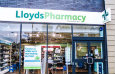 Lloyds Pharmacy Sign